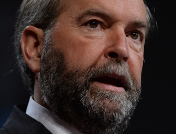 Mulcair maligns feds for health care cuts-Image1