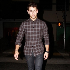 Nick Jonas: I'm 'too short' to play James Bond-Image1