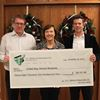 Collingwood firm donates $28k to United Way