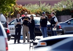 3 California sheriffs' deputies, bystander shot-Image1