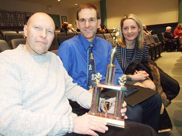 Brooking top athlete in Orillia