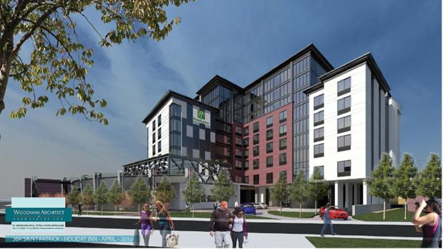 New hotel proposed for King Edward Avenue