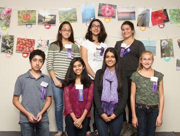 Teen shutterbugs recognized by Oakville Public Library