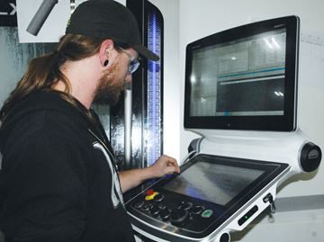 Industry partners with college to manufacture skilled workforce