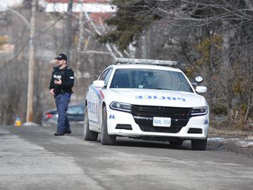 Corrigan Hill Road incident