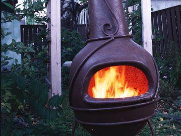Barrie keeps backyard fires burning