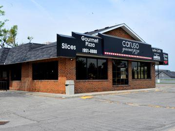 Caruso Gourmet Pizza closes its doors