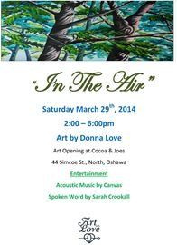 Donna Love ART SHOW & SALE