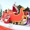 The Annual Pickering Santa Claus Parade