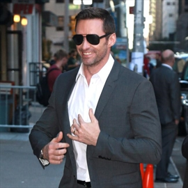 Hugh Jackman: Jimmy Kimmel will be a 'pro' at the Oscars-Image1