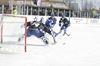 Toronto Maple Leafs practice at Dieppe Park