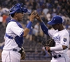 Royals flush Rangers