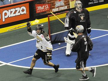 Oakville Buzz playoff run ends with loss to Akwesasne in East final