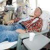 Dialysis donations at Lakeridge