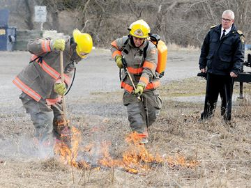 Grass Fire Demo