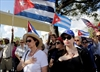 Protesters: 'It's not the time' for more Cuba ties-Image1