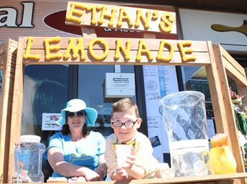 Ethan's Lemonade stand