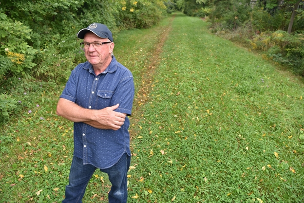 Walking tours delve into history of Heritage Trail