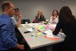 Neighbourhood Strategy planning session