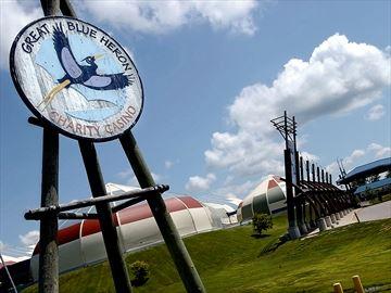 Strike looms at Great Blue Heron Charity Casino
