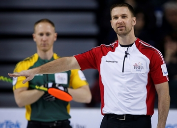 Gushue, Jacobs to clash in Brier playoff game-Image1