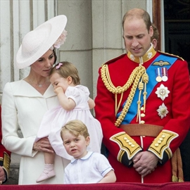 Prince William wants relaxed kids-Image1