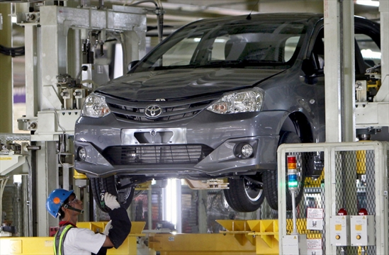 Toyota Moving Corolla Assembly Out Of Canada Will Refocus Ontario Plants Thespec Com