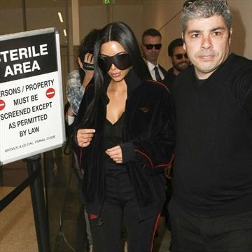 Kim Kardashian West sleepless over security