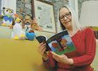Environmental author Linda Oliver
