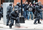 Confrontation near parade route escalates, pepper spray used-Image26