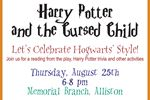 Alliston library hosting Harry Potter party