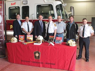 New Tecumseth Fire Rescue secures training grant