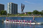 Barrie Dragon Boat Festival teams paddle for charity