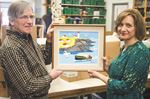 Maud Lewis painting found