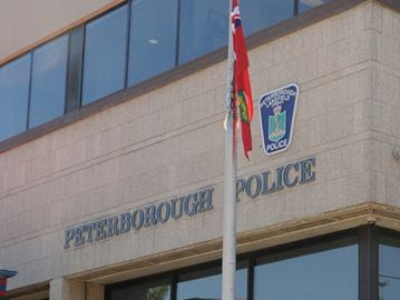 Peterborough-Lakefield Community Police Service station