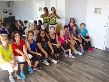 Keeping active with positivity and dance