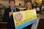 Orillia Tim Hortons baked up $36G treat for hospital