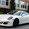 Porsche 911 Carrera 4 GTS front view