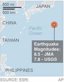 Powerful quake strikes off Japan; no tsunami warning-Image1