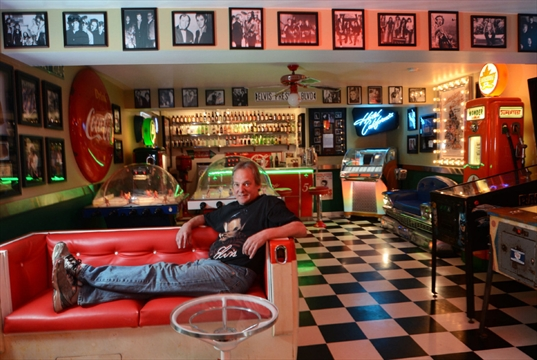 Opinion Man That S Some Man Cave Thespec Com