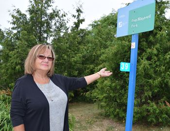 Residents concerned about sale of park
