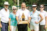 Senior, novice lawn bowlers compete in Midland