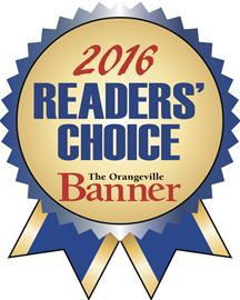 2016 Orangeville Readers Choice