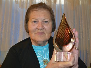 Innisfil accessibility advocate wins champion award