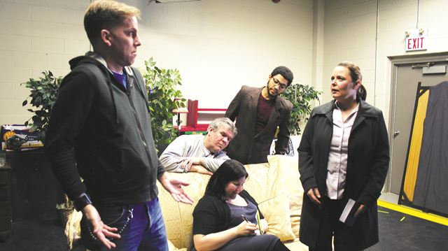 Ppp closes season with cheeky farce for Farcical pantomime