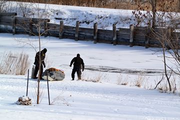 OPP divers search Scugog River