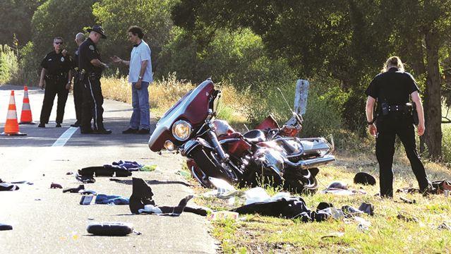 Orangeville Car Crash