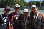 Waterdown girls tennis team