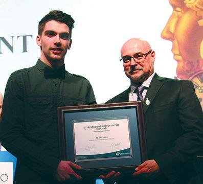 Hall Students Earn Prestigious Writing Awards