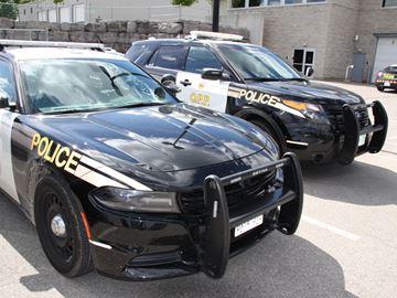 OPP arrest two after Melancthon raid